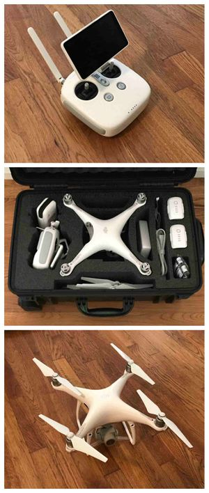 """-💗💗DRONE BRAND NEW DJI Phantom 4 Pro Plus Camera Drone with 5.5"""" Display - White💗 for Sale in Nashville, TN"""