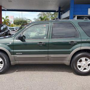 2002 Ford Escape for Sale in Bradenton, FL