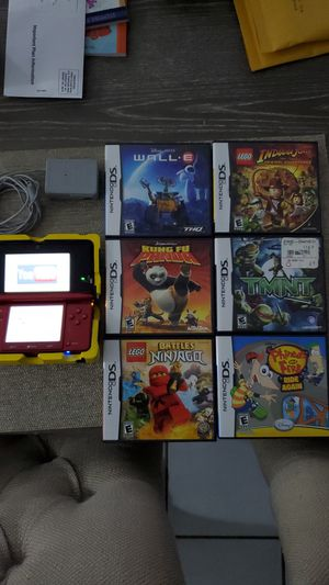 Nintendo 3ds bundle for Sale in Homestead, FL