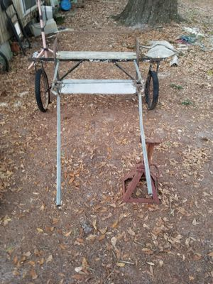Pony cart for Sale in Ellabell, GA