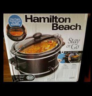 Brand new slow cooker 4 quart for Sale in La Cañada Flintridge, CA