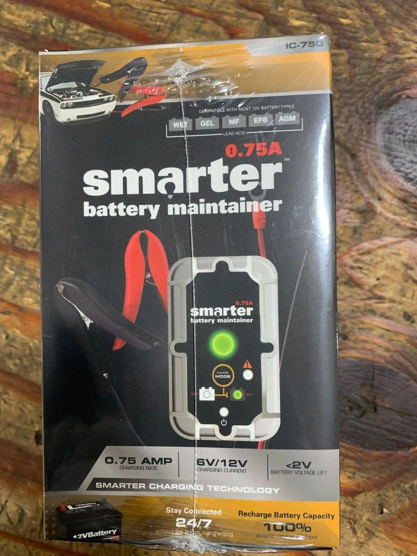 All around battery charger and car jumper