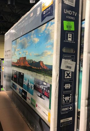 """Samsung 65"""" Smart Tv‼️ AY for Sale in Cypress, CA"""