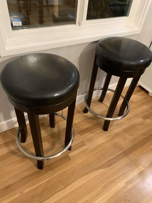 Bar stools (2) for Sale in Los Angeles, CA