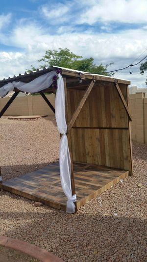 Hardtop Gazebo / wedding alter for Sale in Apache Junction, AZ