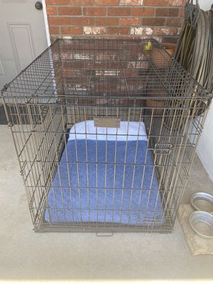 Large dog kennel for Sale in Beaumont, CA