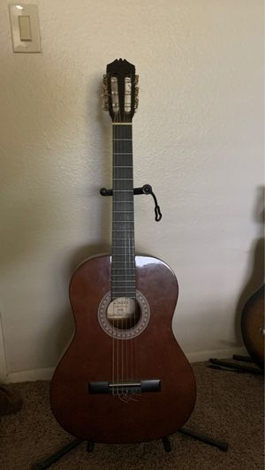 Acoustic guitar with acoustic pickup for Sale in Glendale, AZ