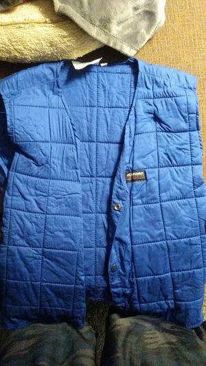 Alegro cooling vest size large color blue for Sale in Denver, CO