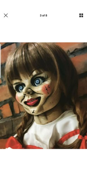 Annabelle Prop Doll for Sale in Tyngsborough, MA
