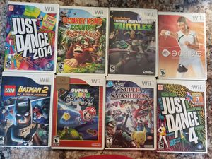 Wii games for Sale in Rockville, MD