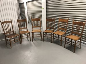 Antique Farmhouse Style chairs for Sale in Chicago, IL