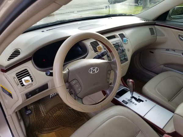 Hyundai azera límite