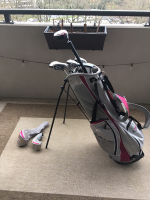 Top Flite Women's Golf Club Set for Sale in MARTINS ADD, MD