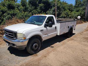 Utility truck for Sale in Oceanside, CA
