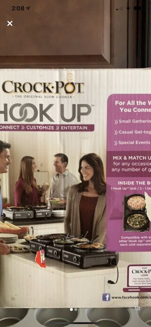 Crock Pot for Sale in Riverview, FL