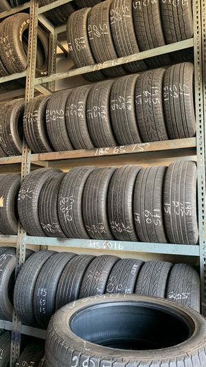 Used Tires for Sale in Whittier, CA