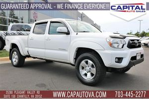 2013 Toyota Tacoma for Sale in Chantilly, VA