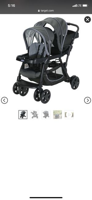 Graco Ready2Grow LX Double Stroller for Sale in Smyrna, TN