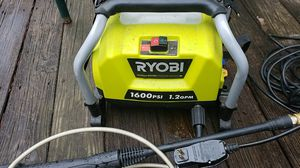 Ryobi electric pressure washer for Sale in Calhoun, GA