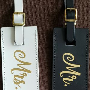 Mr. and Mrs. Luggage Tags for Sale in Queens, NY
