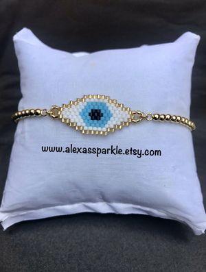 Handmade Miyuki bracelets for Sale in Chicago, IL