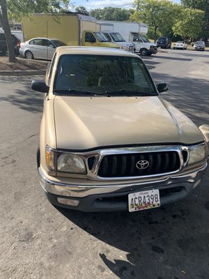 2001 toyota tacoma for Sale in Adelphi, MD