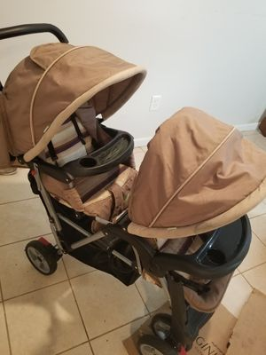safe baby double Stroller for Sale in Fort Washington, MD
