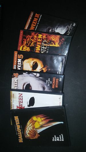 Halloween Dvd Collection 🎃 for Sale in Cleveland, OH