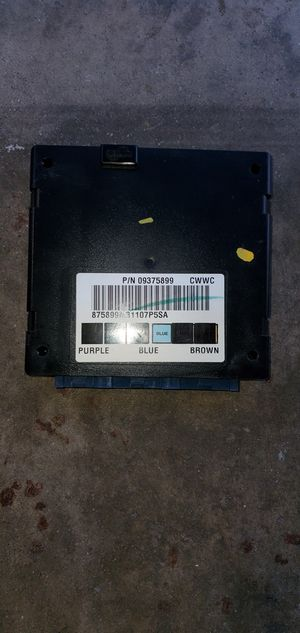 2001-2002 suburban body control module for Sale in Riverside, CA