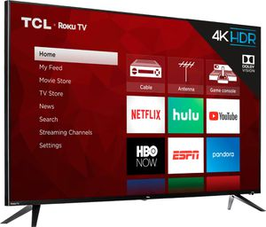 "TCL 55"" 4k HDTV Roku TV for Sale in Los Angeles, CA"
