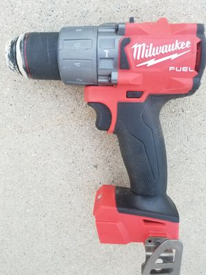 M18 Milwaukee Fuel Brushless Hammer Drill Tool only for Sale in Bakersfield, CA