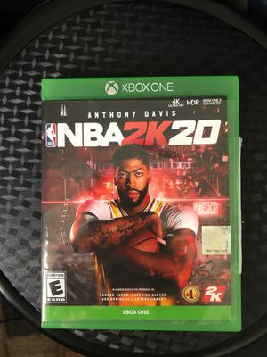 NBA 2k20 Xbox One for Sale in Hayward, CA