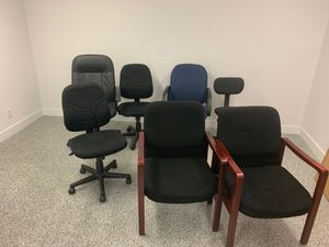 Assorted Office Chairs for Sale in Westchester, CA