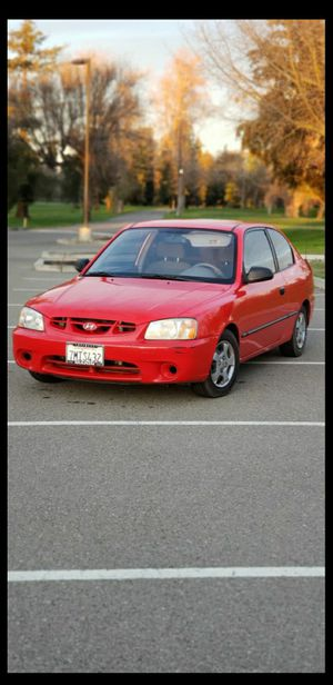 2000 Hyundai Accent 2dr Hatch Back for Sale in undefined