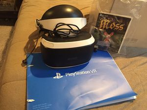 Playstion vr bundle for Sale in Pittsburgh, PA