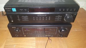 Sony and denon receivers for Sale in Adelphi, MD