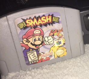 Super smash bros (N64) (Nintendo 64) for Sale in Melvindale, MI