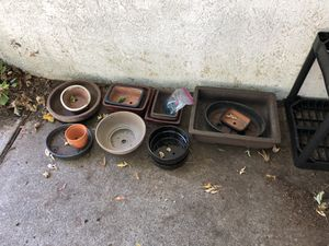 Miscellaneous Flower & Plant Pots for Sale in Columbus, OH