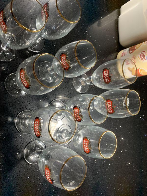 Stella Artois Glass chalice ( small )