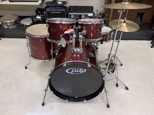 PDP Drum Set for Sale in Brownsville, TX