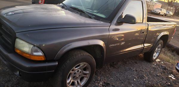 2002 Dodge Dakota. 3.9 eng