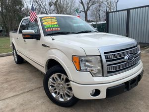 2009 FORD F-150 PLATINUM for Sale in Houston, TX