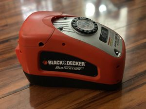 Black and decker air station tire compressor for Sale in Glendale, CA