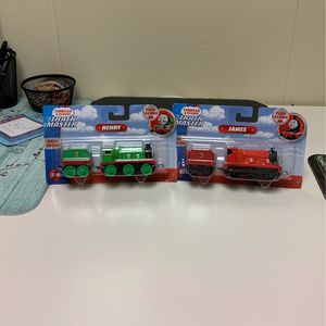Thomas and friends track master trains, NEW for Sale in Naugatuck, CT