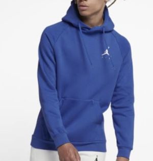 Air Jordan Retro 1 Hyper Royal Pullover Hoodie 2X 85$ for Sale in West Valley City, UT