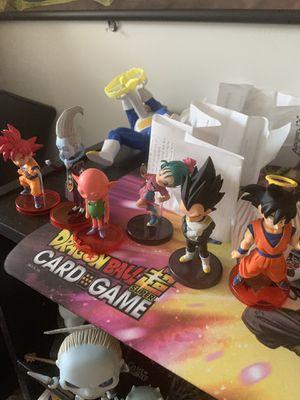 Dragonball Z Minis $5 each for Sale in Orlando, FL