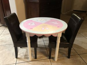Project Kids Table and Chair Set for Sale in Moreno Valley, CA