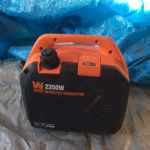 Wen Generators / New In Box for Sale in Willow Springs, IL