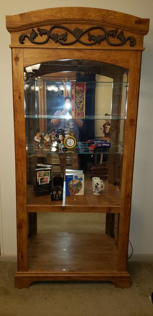 Large Curio for Sale in Lock Haven, PA