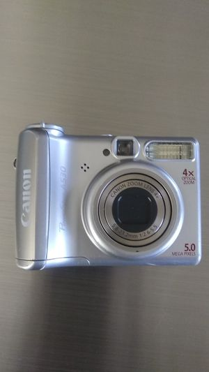 Cannon PowerShot Camera for Sale in Payson, AZ